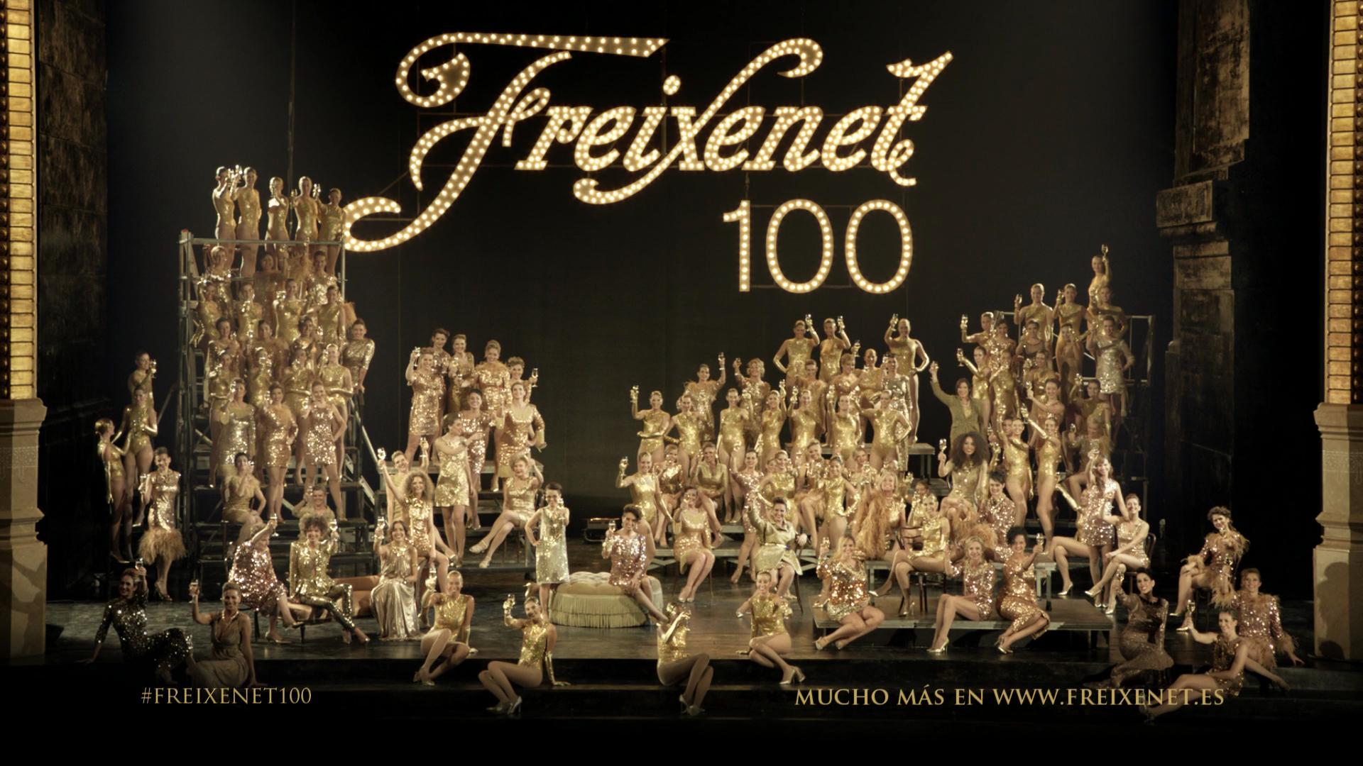 FREIXENET 100 años